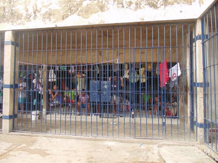 Sistema prisional do Piauí (Crédito: Reprodução)