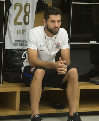 Felipe é o próximo a deixar o Corinthians