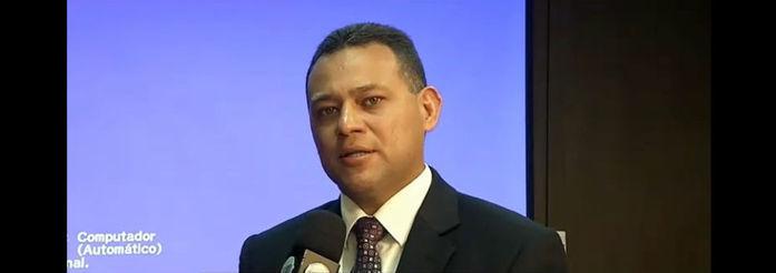 Delegado geral Riedel Batista