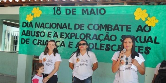 Caminhada lembra o Dia de Combate a Exploração Sexual Infantil