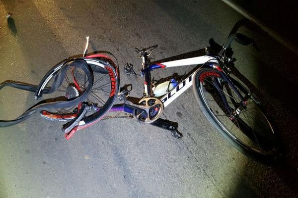 Ciclista morreu após ser atropelado por veículo na BR-491, em São Sebastião do Paraíso (Crédito: Reprodução)