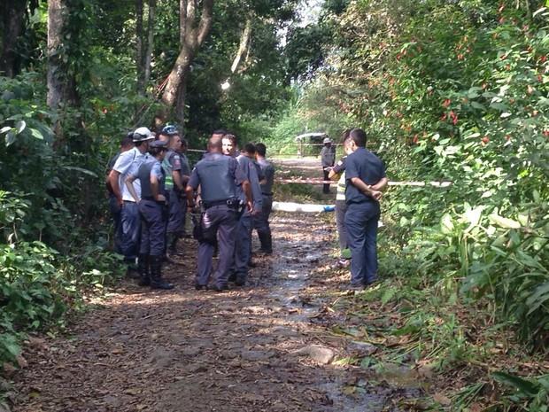 Polícia Militar foi acionada e esteve no local (Crédito: G1)