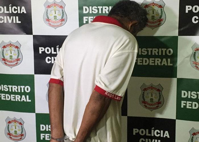 Homem preso suspeito de estuprar filha e netas  (Crédito: G1)