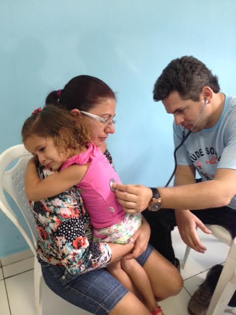 Deputado Pablo Santos realiza mutirão da saúde em Palmeiras