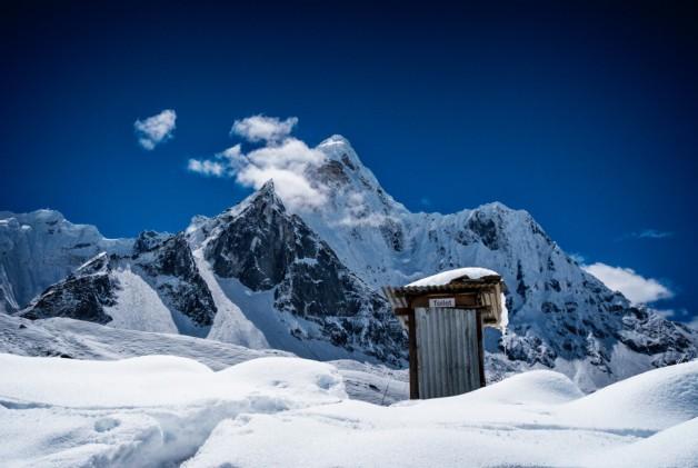 Monte Everest, Nepal.
