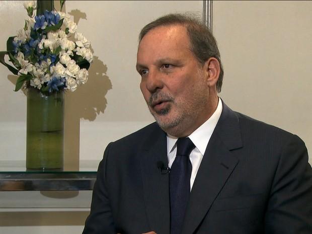 Armando Monteiro Neto, ministro do Desenvolvimento da Indústria e do Comércio Exterior (Crédito: Reprodução)