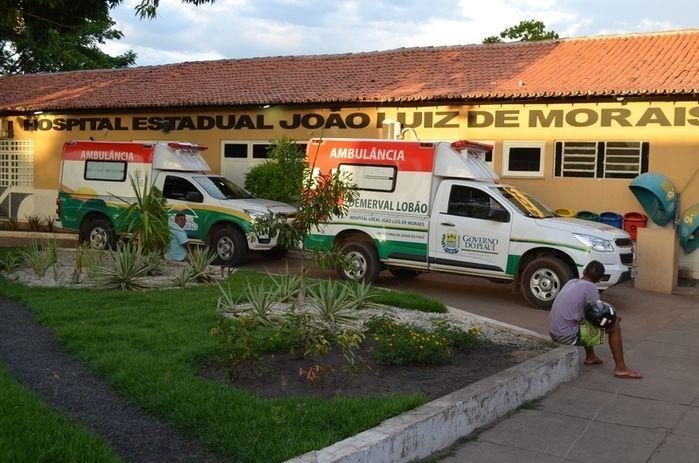 Hospital de Demerval Lobão (Crédito: Reprodução)