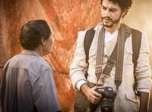 Martim reaparece de volta ao Brasil e faz buscas sobre sua história