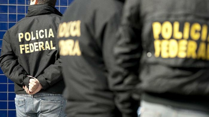 Polícia Federal (Crédito: Reprodução)
