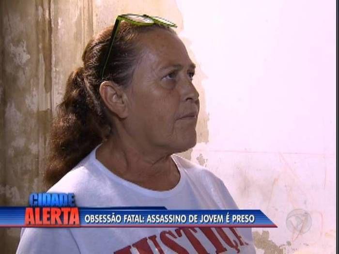 Mãe da vítima acreditou no acusado (Crédito: Reprodução)