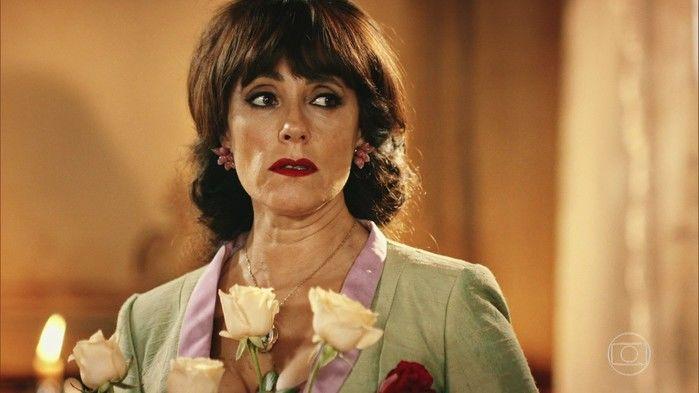 """Iolanda (Christiane Torloni) em cena de """"Velho Chico"""""""