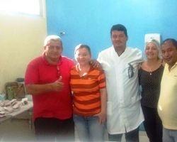 Prefeitura de Boa Hora realiza entrega de próteses dentárias