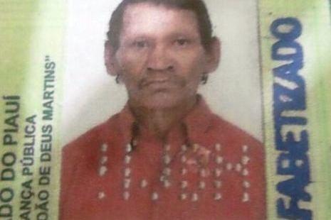 Homem de 55 anos é preso com 21 pedras de crack em Parnaíba