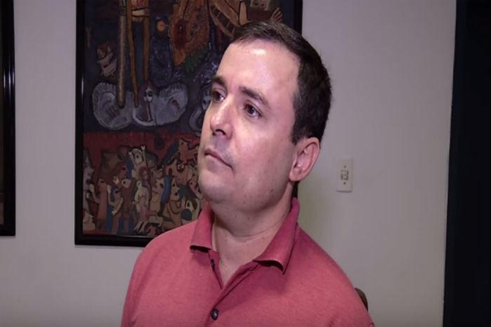 Secretario de Cultura do Piauí (Crédito: Reprodução)