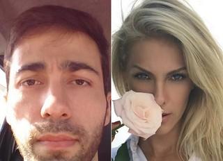 Rodrigo Augusto e Ana Hickmann