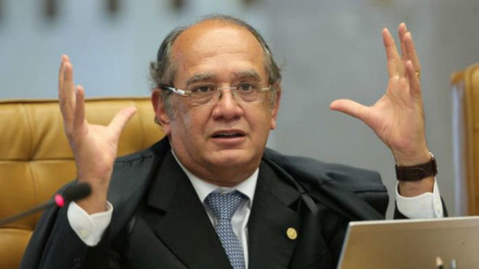 Ministro Gilmar Mendes (Crédito: Reprodução)
