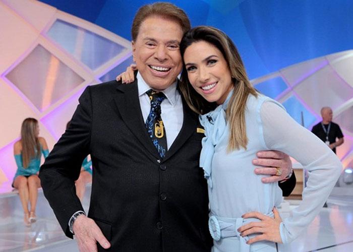 Patrícia deu declaração polêmica no programa Sílvio Santos (Crédito: Divulgação)