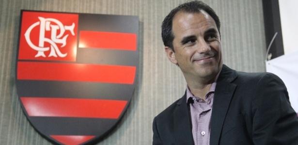 Rodrigo Caetano segue na função de diretor executivo de futebol do Flamengo (Crédito: Reprodução)