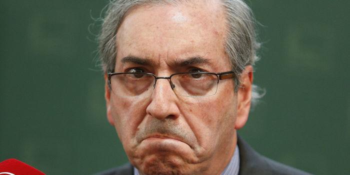 Deputado Eduardo Cunha (Crédito: Reprodução)