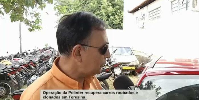 Investigador da Polícia Civil Antônio Vitório