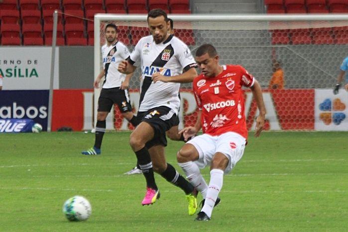 Nenê fez dois gols na partida (Crédito: Site/ Vasco)