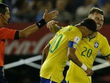 CBF divulga numeração da Copa América; Lucas Lima será o 10