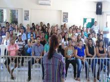 População participa de audiência pública em Santo Inácio