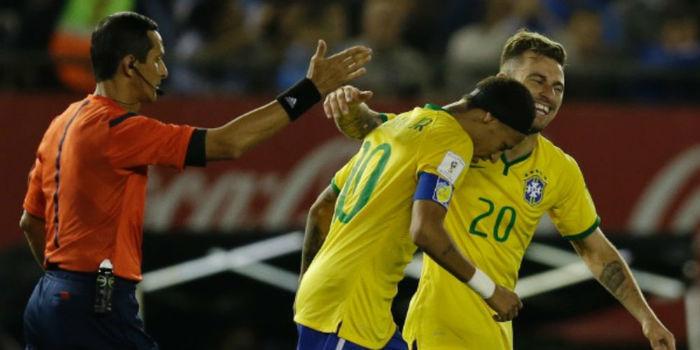 518e8260047b6 CBF divulga numeração da Copa América  Lucas Lima será o 10