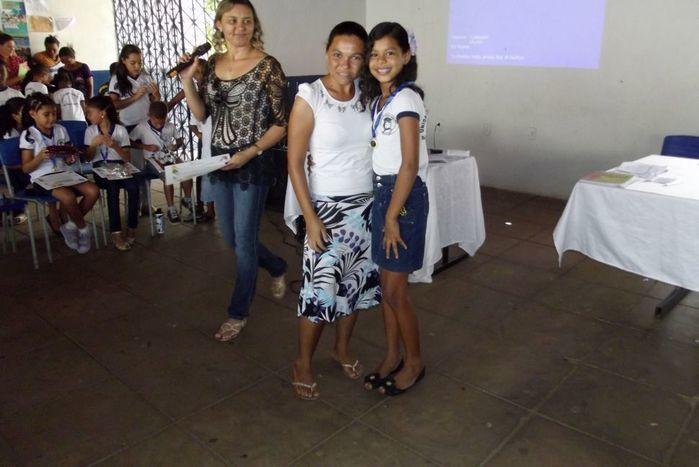 Secretária de Educação de São João da Varjota Prestigia Final do So - Imagem 5