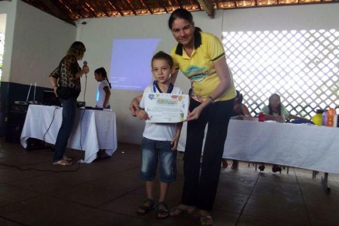 Secretária de Educação de São João da Varjota Prestigia Final do So - Imagem 3