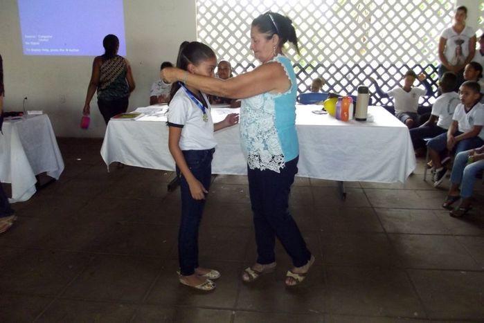 Secretária de Educação de São João da Varjota Prestigia Final do So - Imagem 4
