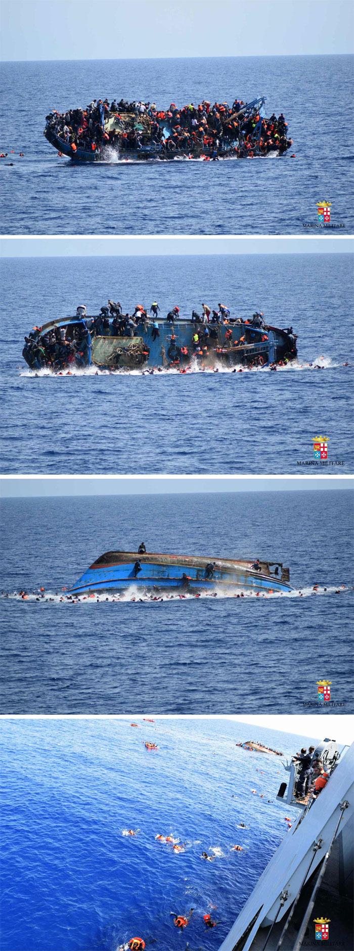 Naufrágio deixou sete pessoas mortas  (Crédito: Divulgação)