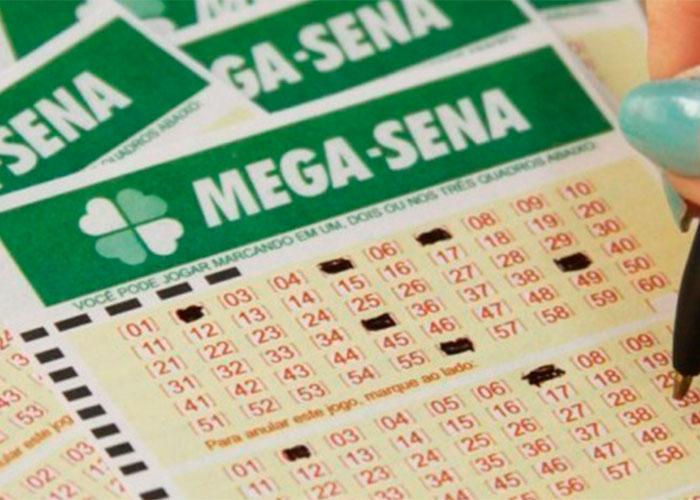 Mega-Sena pode pagar R$ 40 milhões hoje (Crédito: Divulgação)