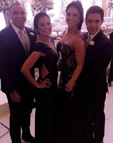 Barraco na família Camargo  (Crédito: Reprodução/ Instagram)