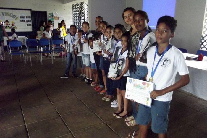 Secretária de Educação de São João da Varjota Prestigia Final do So - Imagem 10