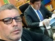 Ministro recebe propostas de Alexandre Frota para a Educação