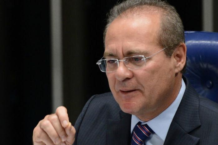 Presidente do Senado, Renan Calheiros (Crédito: Reprodução)