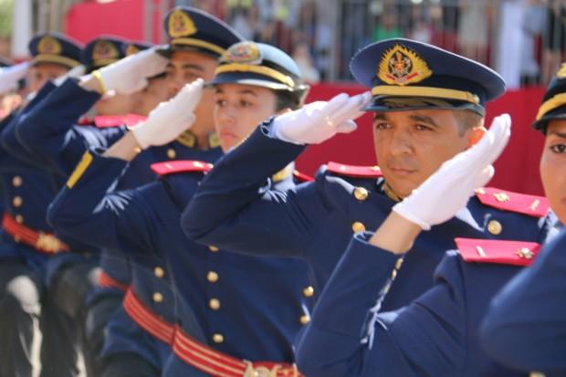 Confira a Formatura do Oficial do Corpo de Bombeiro Iran Feitosa