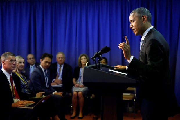 Presidente Obama (Crédito: Reprodução)