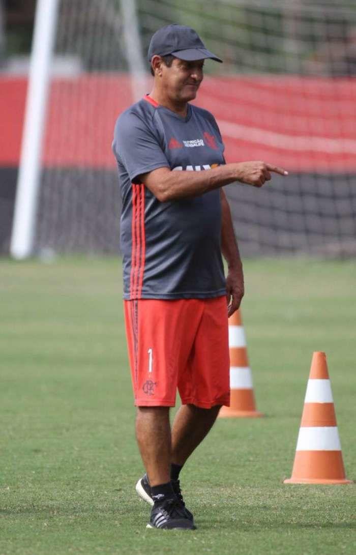 Murucy está de saída do Flamengo