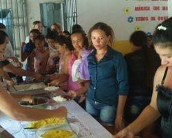 Escola João Raimundo comemora os dias das Mães