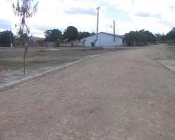 Prefeitura de São Félix realiza obra de pavimentação de ruas