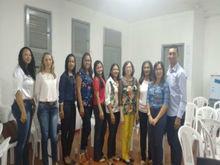 Professores participam de reunião do PME em Floriano