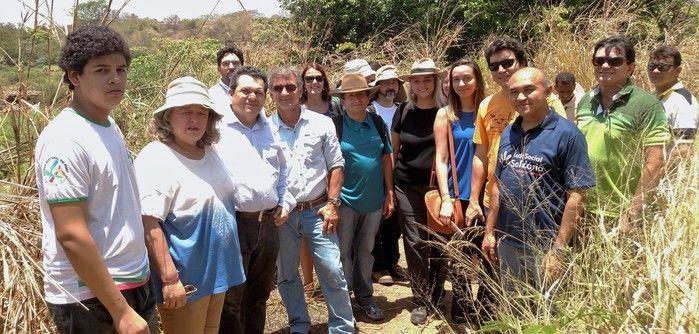 Grupo Pense Piauí mobiliza entidades e líderes a favor da Floresta Fóssil de Teresina