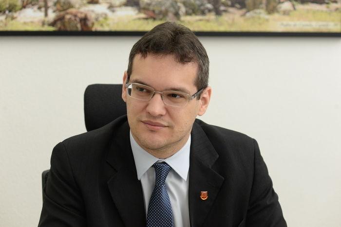 Plínio Valente é o novo Procurador-Geral do MPC-PI