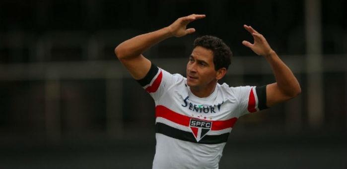 São Paulo vence Palmeiras por 1 a 0