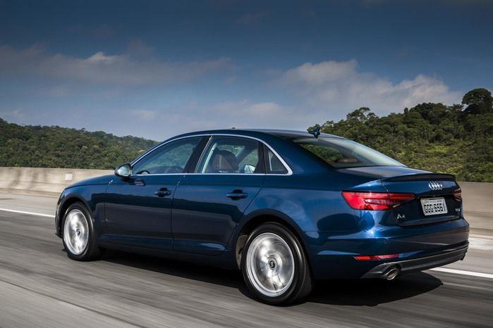 Nova geração do Audi A4 (Crédito: Reprodução)