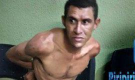Deficiente fisico acusado de praticar assalto é preso em Piripiri