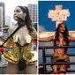 Transexual 'crucificada' na Parada Gay de 2015 volta a polemizar