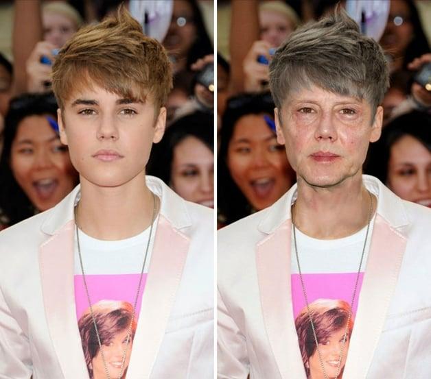 Justin Bieber  (Crédito: Hidreley)
